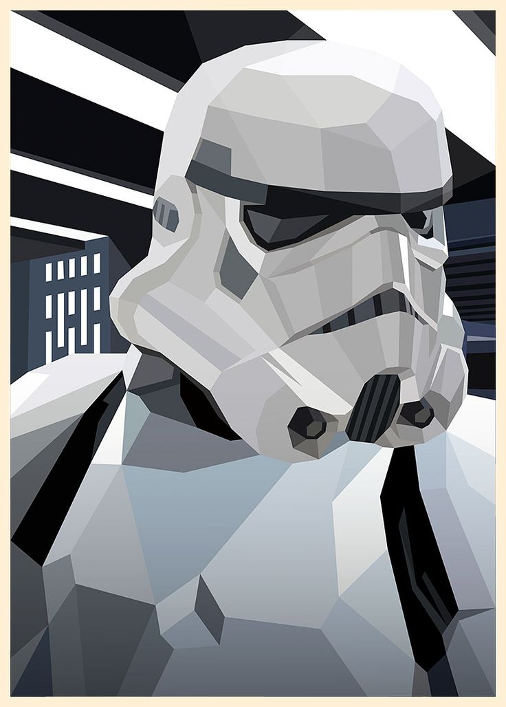 Star Wars soldado