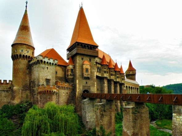 5 places to see in Transylvania