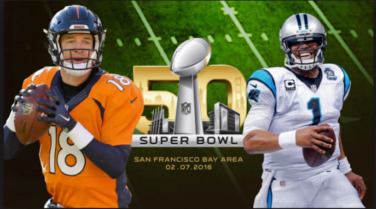 The biggest sporting event in America has finally arrived! On Sunday (Feb. 7) Cam Newton and the Carolina Panthers will face off against Peyton Manning and the Denver Broncos at Levi's Stadium in Santa Clara, Ca., to fight for the Super Bowl 50 championship title.
