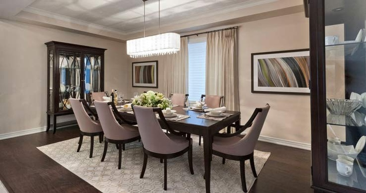 The Princess Margaret Home Lottery Showhome 3 - Dining Room