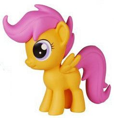 Mystery Minis: My Little Pony Series 3 Scootaloo Figure