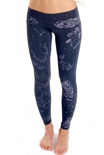 Teeki Star Dust Hot Yoga Pant