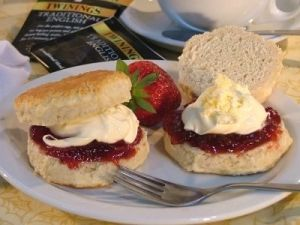 Devon Clotted Cream by Eileen McCartney    After tasting clotted cream in Devon, England I was hooked.   Unable to buy in Australia I make my own. It is heavenly rich with a slight caramel flavour. It takes patience but you are rewarded at the end with a (to die for) Devonshire Tea that ordinary cream cannot match. Enjoy!