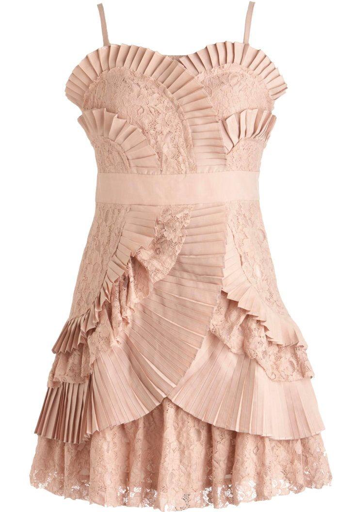 Wedding, Denim Jackets And Dusty Pink