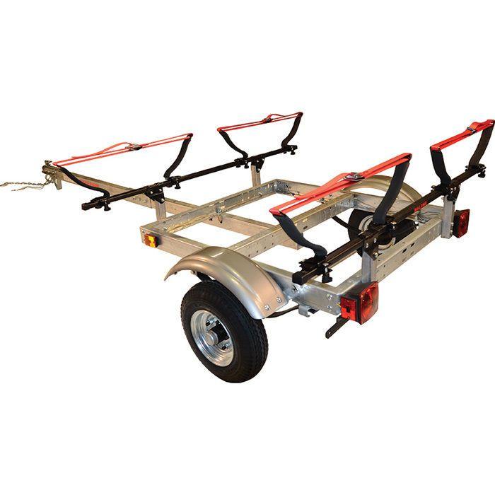 Malone XtraLight 2 Kayak V-Rack Trailer Package - MPG526G-V  | eBay