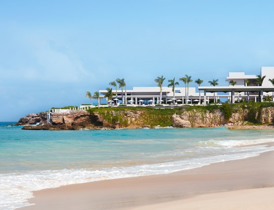 Viceroy Anguilla was rated as a top 10 Caribbean resort by Condé Nast Traveler