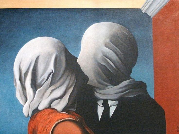 Renè Magritte - Gli amanti