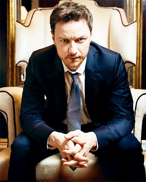 James McAvoy in Beyond Cinemas Issue 7 Winter 2014