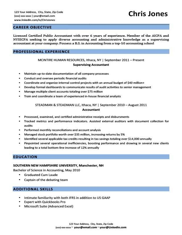 Best 20 Objectives For A Resume Check More At Http Sktrnhorn Co
