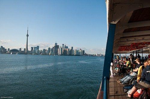 Toronto - Centre Island ferry