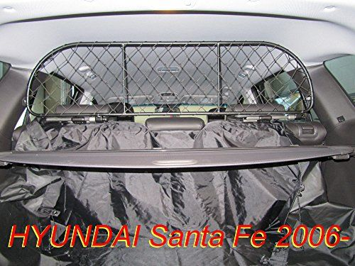 Dog Guard Pet Barrier Net and Screen RDA65M8 for Hyundai Santa Fe car model produced from 2006 to 2012 for Luggage and pets * Check out the image by visiting the link.