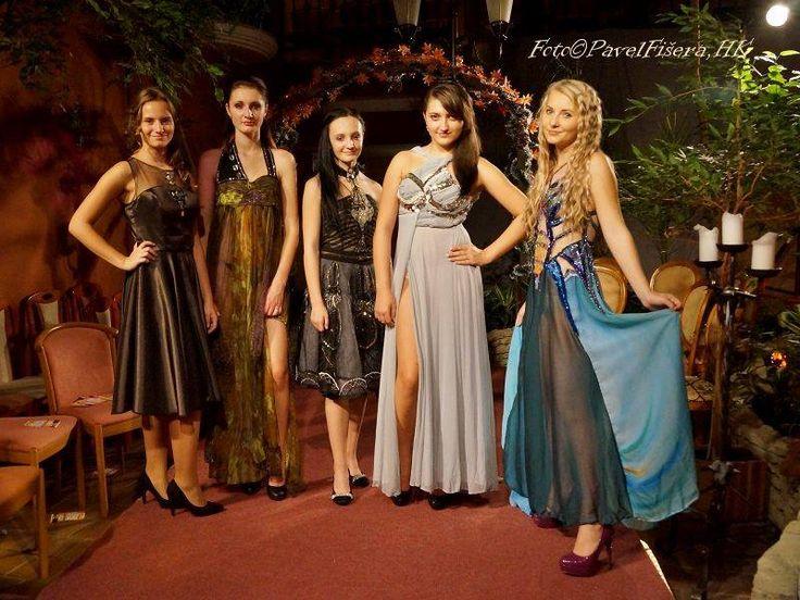 Fashion show Setkání s módou Hradec Králové. Jana Haute Couture
