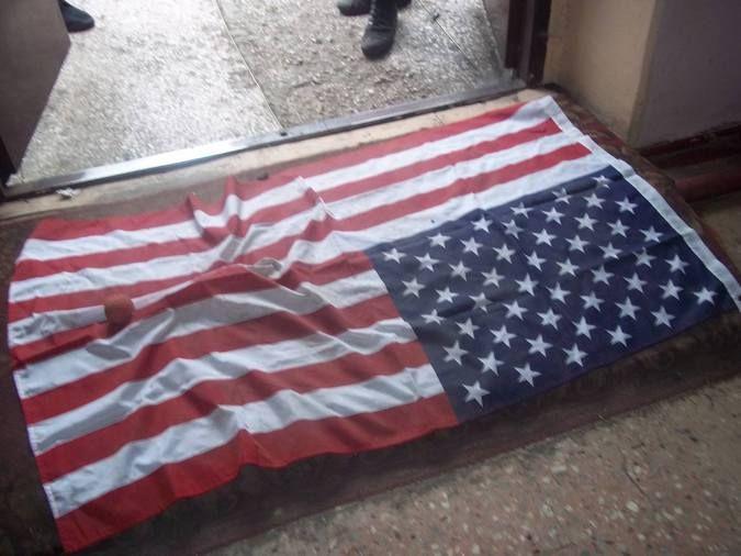 Картинки по запросу американский флаг свастика