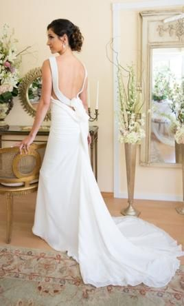 Inbal Dror: buy this dress for a fraction of the salon price on PreOwnedWeddingDresses.com