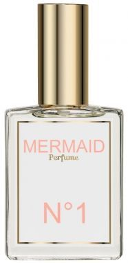 mermaid perfume N° 1 sweet citrus beach fragrance with hints of ocean breeze. perfect scent to wear to a summer cocktail party. love this perfume!