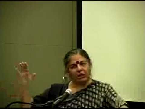 Dr Vandana Shiva: Beyond Dead Democracy and Killing Economies