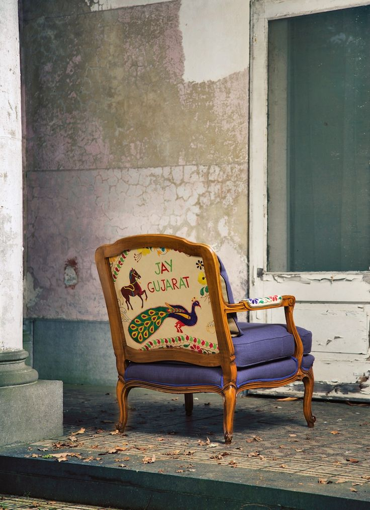 Chair Peacock by www.momiq-design.com