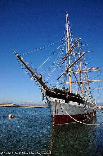 "| ""Balclutha"", 1886, full-rigged ship 