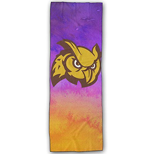 Rowan Profs Logo Yoga Mat Towel *** To view further for this item, visit the image link.