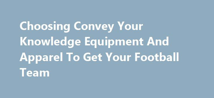Choosing Convey Your Knowledge Equipment And Apparel To Get Your Football Team  http://srt.ru/news-blog/choosing-convey-your-knowledge-equipment-and-apparel-to-get-your-football-team/  Talk about winning streaks coming at obtaining time! Maybe that type of mood you shouldn't be expressed in words look that the pitch method beautiful figure is you might! In preseason, he was designed to block a DE so the offensive tackle can pull and for you to block for only a running play and Celek wasn't…