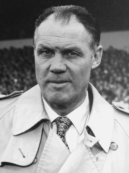 Rinus Michels, best coach of 20 century