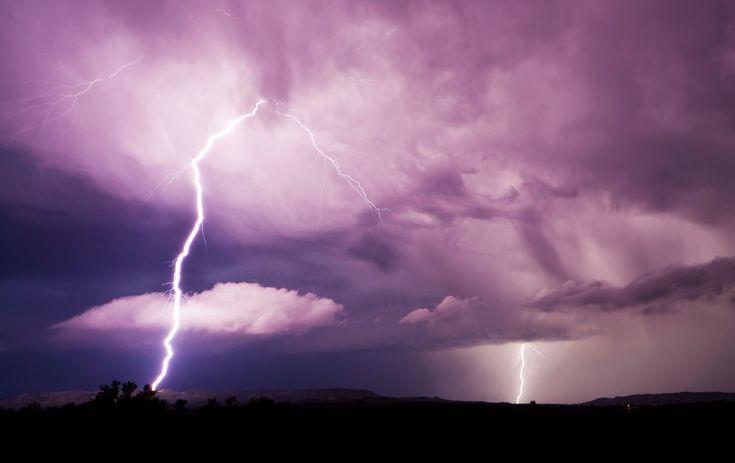 Supercells and mega storms: America's violent weather. Boulder, Colorado