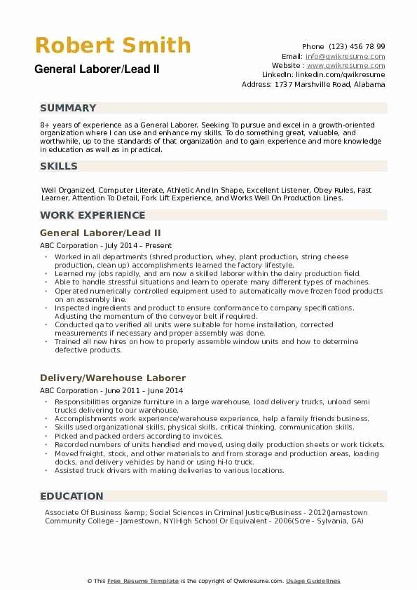 Pin On Resume Samples Ideas Printable