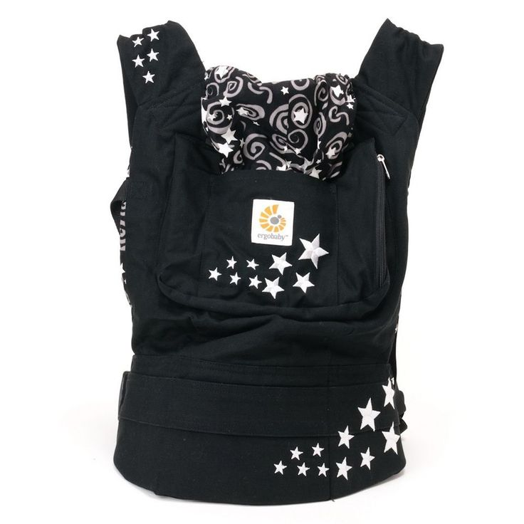 £58.99 WORLDWIDE FREE SHIPPING  New ErgoBaby Carrier with Box and Manual NIGHT SKY
