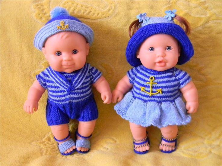 311 Best Images About Small Doll Clothes On Pinterest