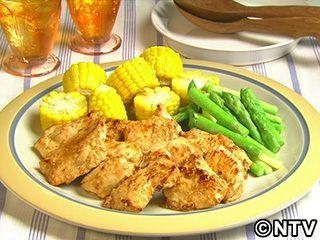 濃いめの味付けにしてキャベツと一緒に蒸すのが合う。この夏の作りおきはコレ「鶏肉のみそマヨ漬けソテー」のレシピを紹介!