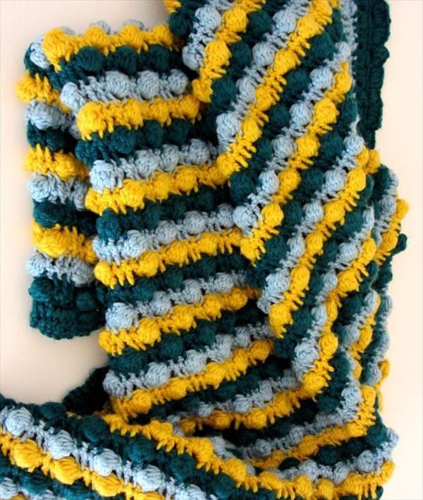 15 Free Crochet Baby Blanket Patterns   101 Crochet