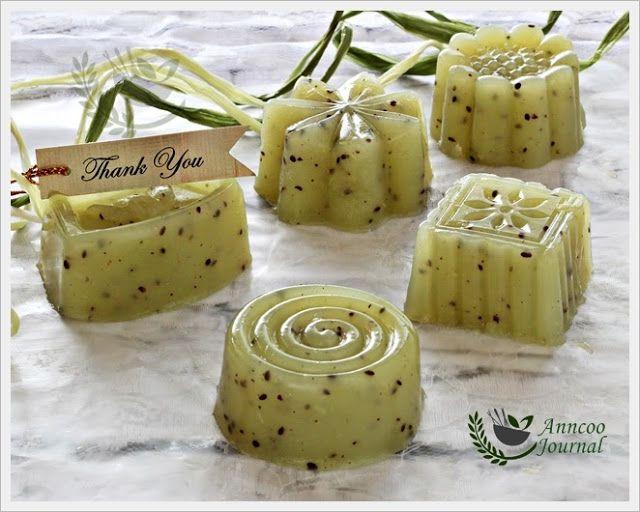 Kiwifruit Kanten Jelly   Anncoo Journal