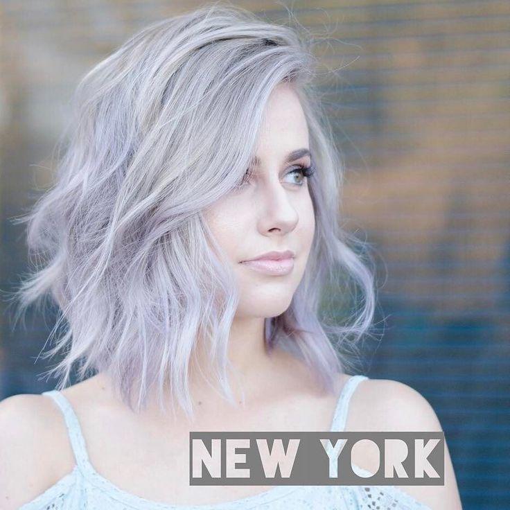 Серебро: в моде седые волосы - Красота - Леди Mail.Ru