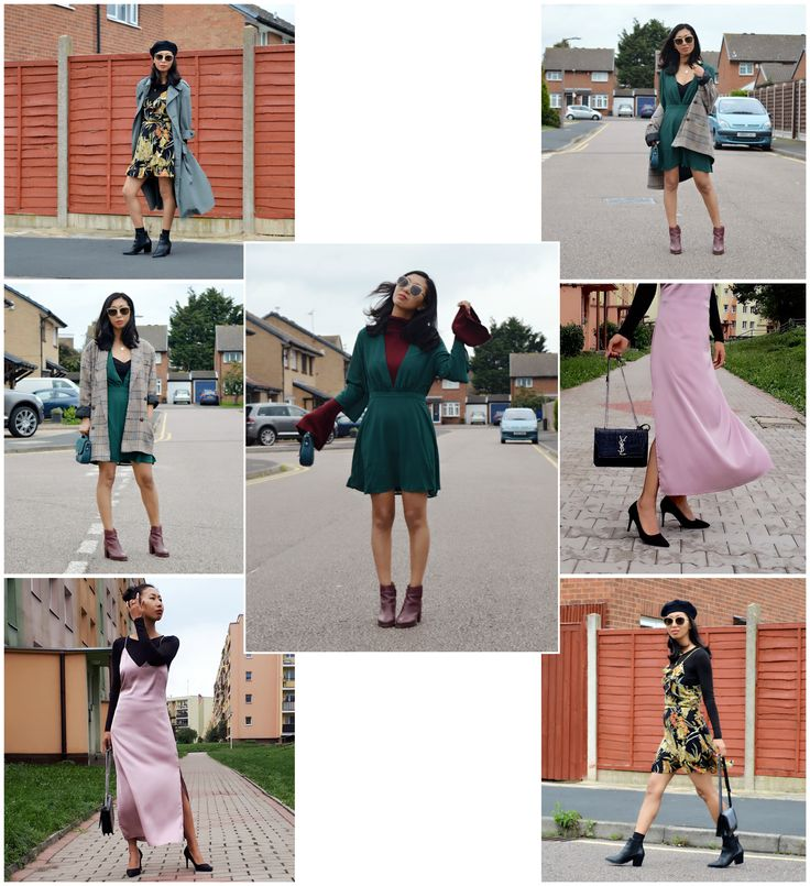 Fall Transitional Outfits