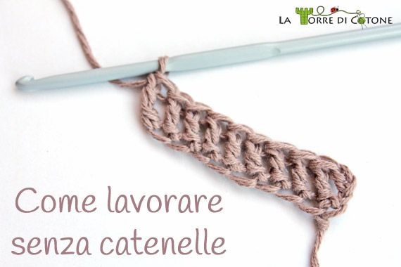 Come avviare lavoro. Requires translation for English, but excellent step-by-step visuals. ☀CQ #crochet #tutorials    http://www.pinterest.com/CoronaQueen/crochet-tutorials-corona/