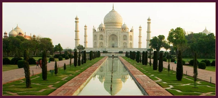 "Seventh Wonder Of The world :""Taj Mahal"""