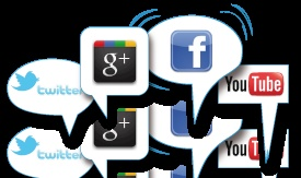 #Social Media Marketing - #redes sociales #facebook - #youtube - #twitter