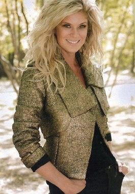 NZ Women's Weekly, Rachel Hunter -Trelise Cooper Golden Age jacket
