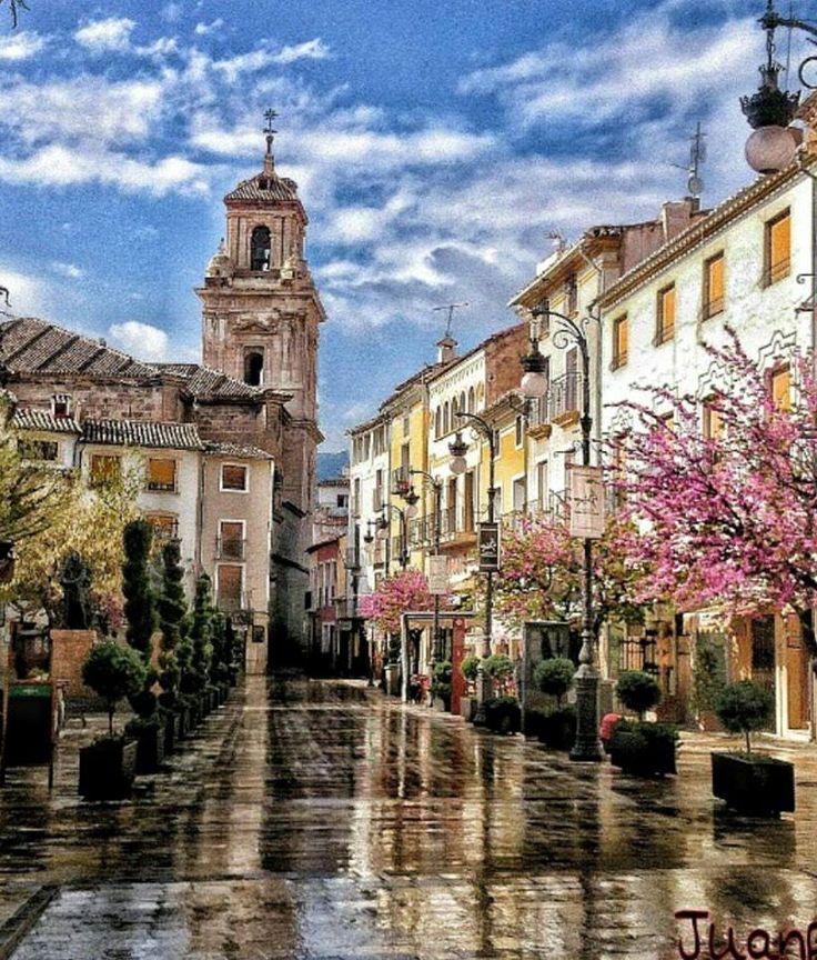Caravaca. Murcia. Spain