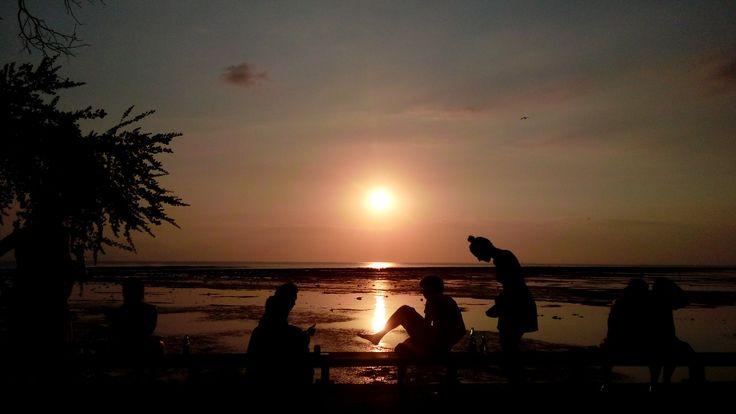 Sunset ~