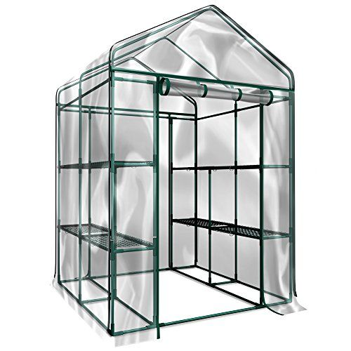 Plant Large Walk in Greenhouse with Clear Cover - 12 Shel... https://smile.amazon.com/dp/B01GDVVZY4/ref=cm_sw_r_pi_dp_x_ZD69ybZAV2JXQ