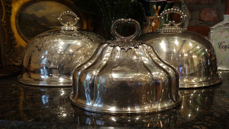 1000 Images About Antique Silverplate Lots Of Meat