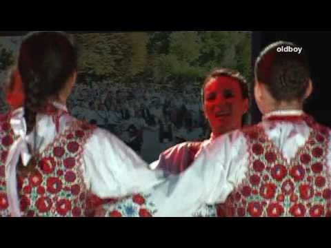 Hungarian dances of Sarkoz - YouTube