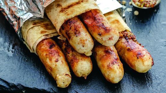 Хот-дог. Пошаговый рецепт с фото на Gastronom.ru