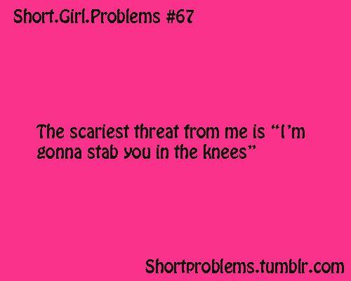 Short.Girl.Problems