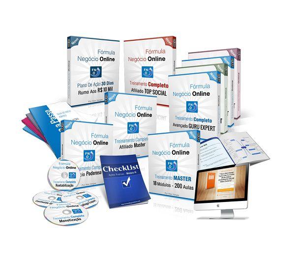 Fórmula Negócio Online Lançamento Formula Negocio Online   Novo Treinamento