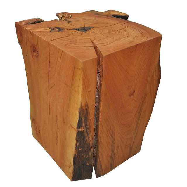 52 best salvaged and reclaimed solid wood cubes images for Solid wood cube side table