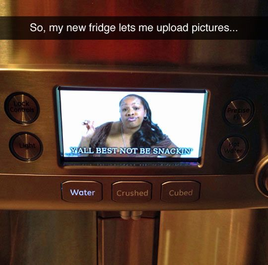 So, my new fridge lets me upload pictures...(Need this)