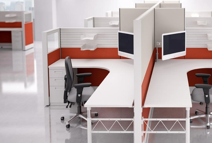 Cubicles Los Angeles Workstations   Los Angeles Office Furniture   Crest  Office