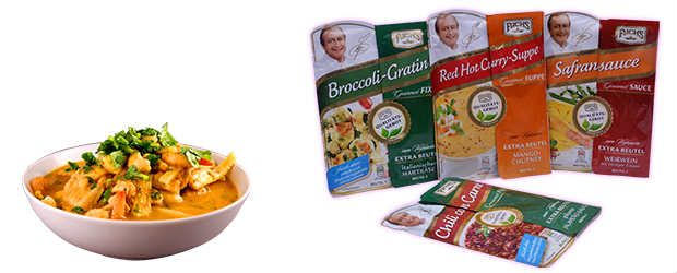 28.	Swiss Pac provides high barrier #RetortPouches which are a very flexible packaging solution for processed food and other ready to eat meals. Visit at http://www.swisspack.co.in/retort-pouches/